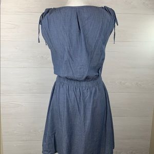 Converse Dresses - Converse One Star | Chambray Sheath Dress